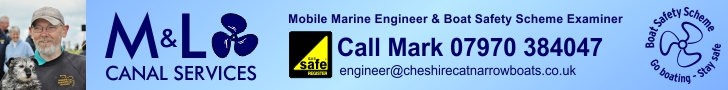 For all your Narrowboat servicing and repairs.